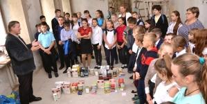Як школярам відкривали «археологічні таємниці» Житомира (ФОТО)