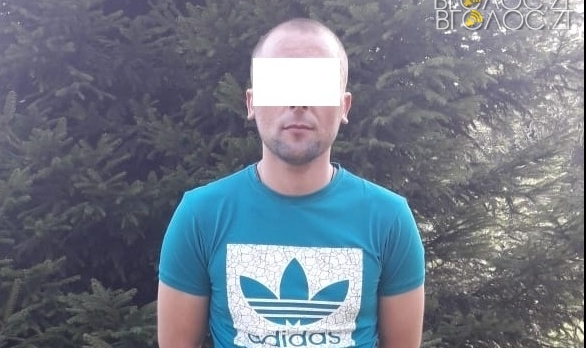 На півночі області затримали чоловіка, який знаходився у міжнародному розшуку