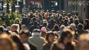 Кількість населення Житомира зменшується