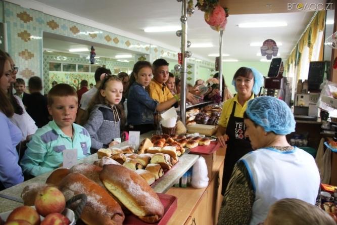 У Житомирі на харчування школярів виділили майже 22 мільйони гривень