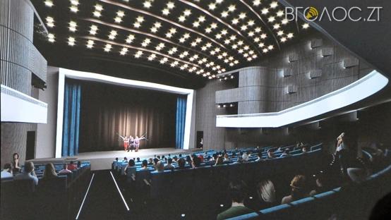 Як у Житомирі планують змінити дизайн обласного театру