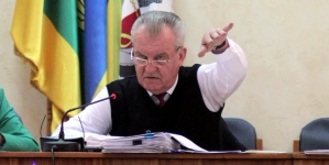 Неочікувано: міський голова Новограда-Волинського склав свої повноваження