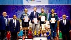 14-річна спортсменка з Житомирщини стала чемпіонкою України з важкої атлетики