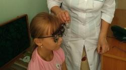 Житомирщина: майже у 16 000 дітей лікарі виявили понижений зір