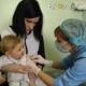 Стало відомо, який відсоток жителів області вакцинує дітей