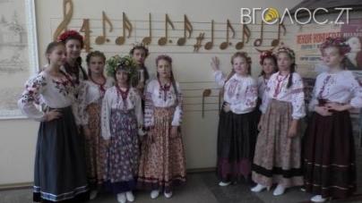 Школярка з Новограда-Волинського стала лауреатом I премії у Міжнародному фестивалі-конкурсі «Співограй»