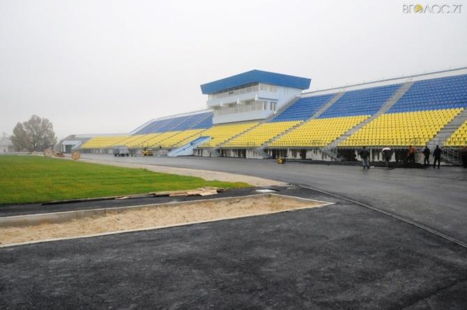 В ОДА обіцяють, що після ремонту стадіон «Полісся» вміщатиме майже 6,5 тисяч глядачів