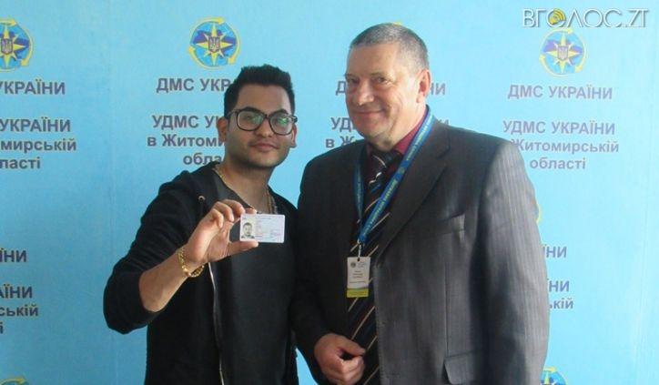 Житомирщина: протягом півтора місяці 92 іноземці подали документи на посвідку для тимчасового проживання