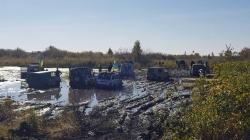 Гонки по бездоріжжю: на Житомирщині відбулися екстримальні змагання з Off-road