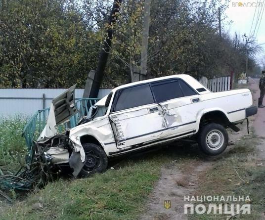 На Житомирщині п'яний водій збив насмерть велосипедистку