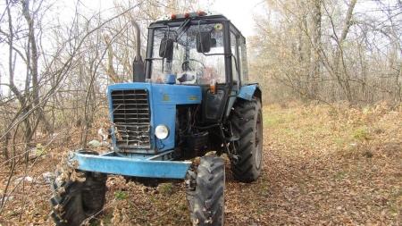 У Романівському районі 25-річний селянин угнав… трактор