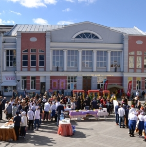 У центрі Житомира з'явився майдан Європейський, але тамтешні будинки залишаться зі старими адресами