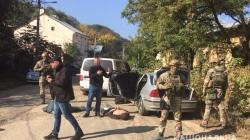 Правоохоронці затримали банду грабіжників, які відібрали у житомирянина 8 мільйонів гривень