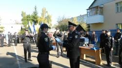 У Житомирі поліцейські-кінологи присягнули на вірність українському народові