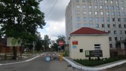 У центральній міській лікарні Коростеня замінять вікна на понад 200 тисяч