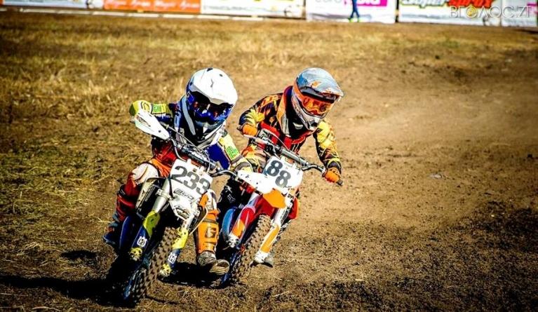 Під Житомиром відбулися всеукраїнські змагання з мотокросу (ФОТО)
