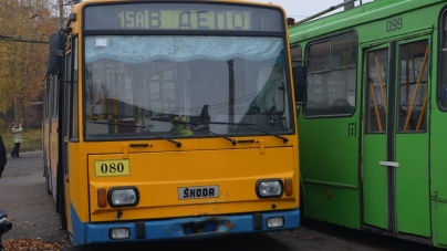 На житомирському ТТУ не можуть знайти комплектуючі тролейбусів, придбаних три роки тому