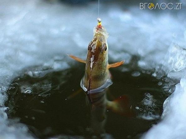В області на «риб'ячих» зимувальних ямах рибалити заборонили