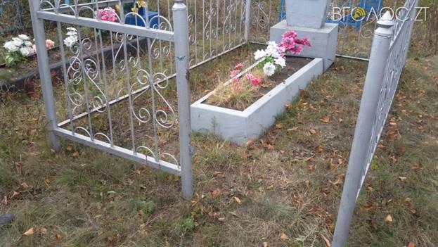 На Житомирщині прибиральниця обкрадала місцеве кладовище