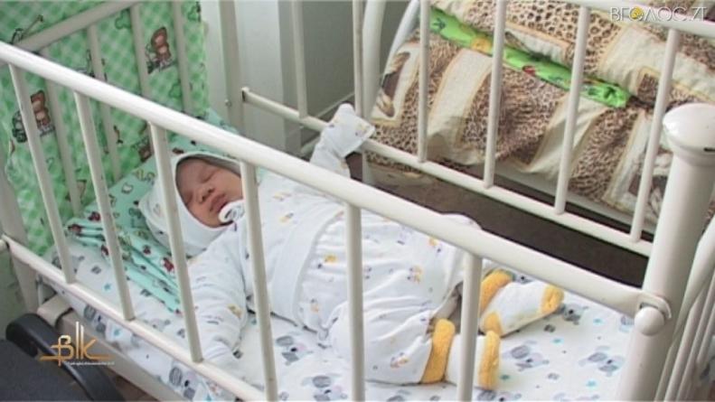 Богатир: бердичівлянка народила хлопчика вагою понад 5 кілограмів