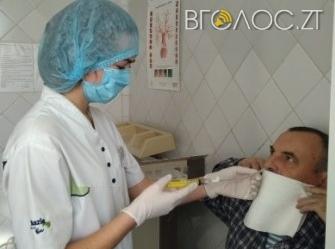 У 341 жителя Житомирщини торік виявили рак легень