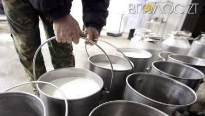 У Любарському районі кооператив заборгував селянам гроші за молоко, яке вони здавали кілька місяців