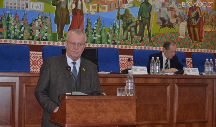 Меру Новограда депутати висловили недовіру і він пішов на лікарняний