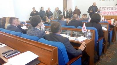 Позачергова сесія Житомирської міськради таки проголосувала за звернення по газу