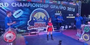 Школярка з Малина встановила світовий рекорд зі станової тяги