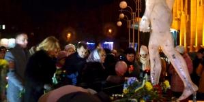 У Житомирі відзначили День Гідності та Свободи (ФОТО)