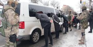 У центрі міста затримали банду, яка обікрала квартиру житомирянина