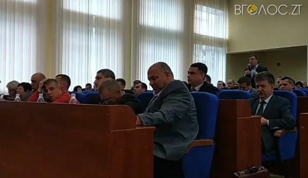 Проти міського голови Весельського проголосували навіть «однопартійці»