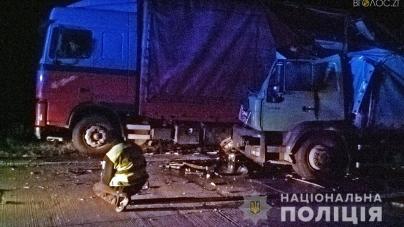 На Житомирщині у ДТП потрапила фура зі спиртом