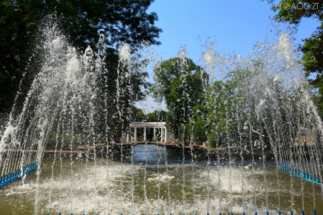 Стало відомо, скільки Житомир витрачає на утримання фонтанів