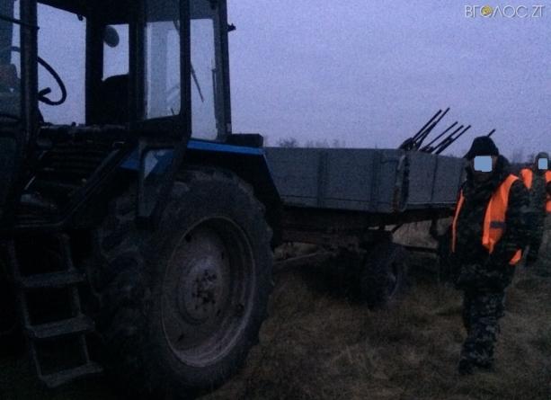 На Житомирщині спіймали єгеря, який незаконно полював на козулю та кабана
