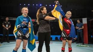 Житомирянка виграла чемпіонат світу зі змішаних єдиноборств ММА в Бахрейні