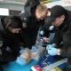 У Житомирі поліцейських навчають надавати домедичну допомогу на місці події