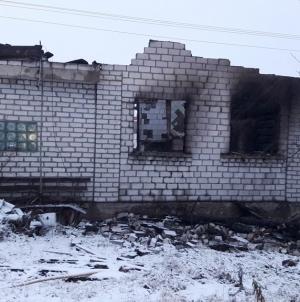 У Новогоград-Волинському районі під час пожежі у дачному будинку загинули двоє людей