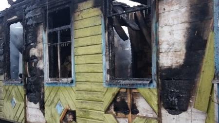Черняхівський район: на пожежі загинула жінка, отримав опіки її чоловік