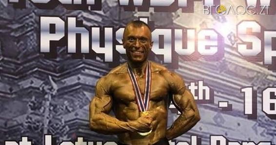 Житомирянин став переможцем чемпіонату світу з бодібілдингу