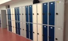 У житомирських школах таки можуть з'явитися індивідуальні шафки для учнів