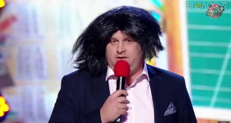 Команда з Житомира в шоу «Ліга сміху» показала, чим може закінчитися приїзд свекрухи
