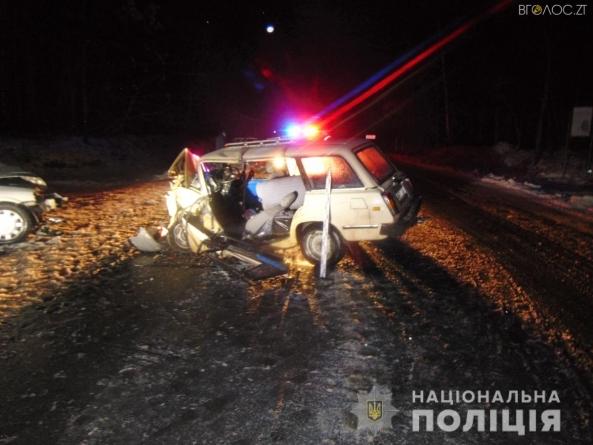 Жахлива ДТП у Житомирському районі: семеро людей травмовані та один загиблий