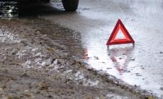 """На півночі області киянин на """"Ягуарі"""" влетів у відбійник: загинув 32-річний пасажир"""