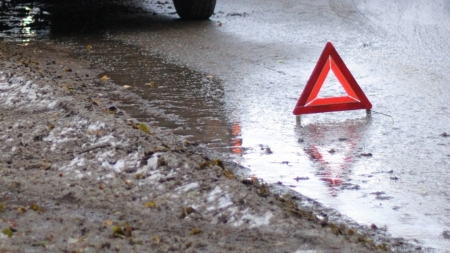 У Хорошеві під колесами ВАЗа загинув місцевий житель