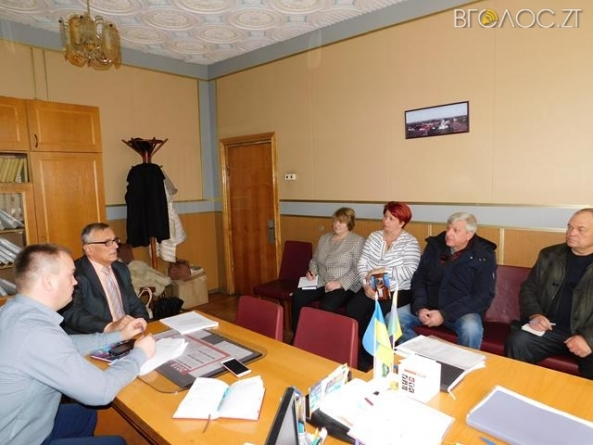 При Радомишльській мерії створять громадську раду