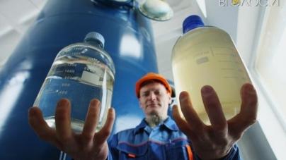 Комунальники Коростеня придбають 12 тонн рідкого хлору
