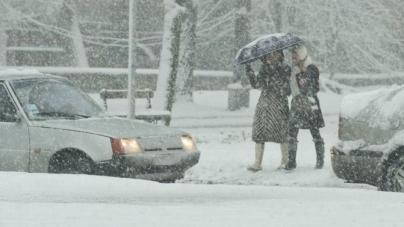 На Житомирщину повертається зима: жителів області попередили про сніг, дощ, ожеледицю