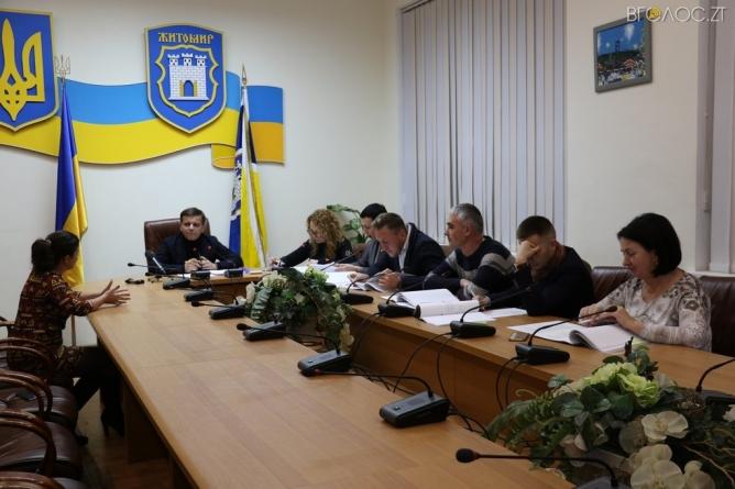 Третина кандидатів до нової коордради з бюджету участі у Житомирі мають відношення до влади