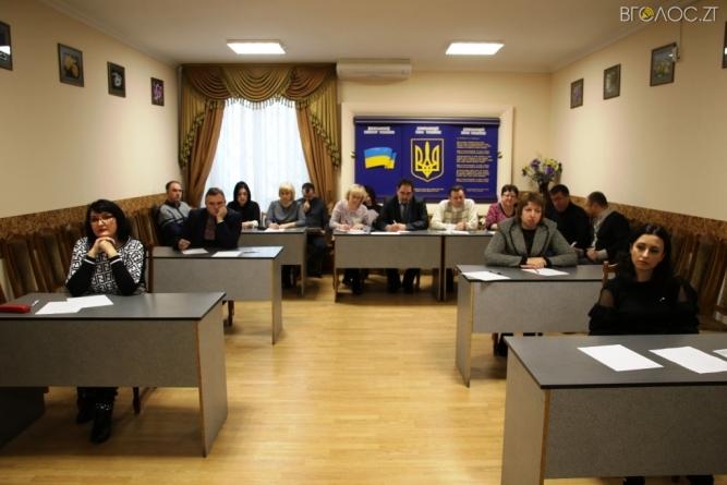 До конкурсу на директора ліцею №25 у Житомирі допустили 4 осіб